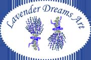 Lavender Dreams Art