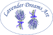 Lavender Dreams Art